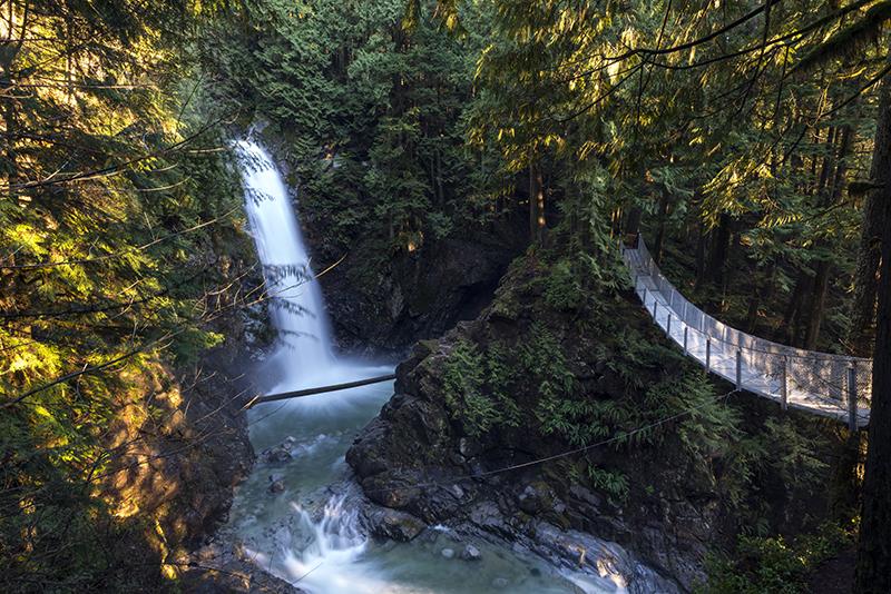 Cascade Chasm by jasonwilde