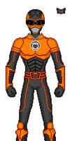 Orange Lantern Ranger