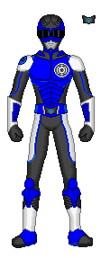 Blue Lantern Ranger by TheVoid05