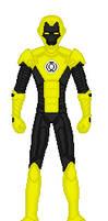 Yellow Lantern Iron