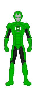Green Lantern Iron by TheVoid05