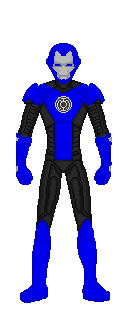 Blue Lantern Iron by TheVoid05