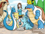 My Team: LeafGreen