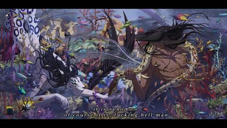 ofc it is venomous one