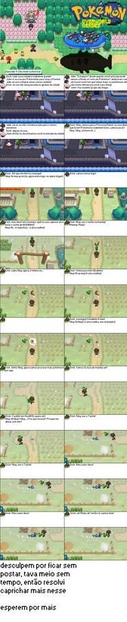 Pokemon overworld heroes #4