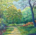 Gudruns Woods by Cozmia