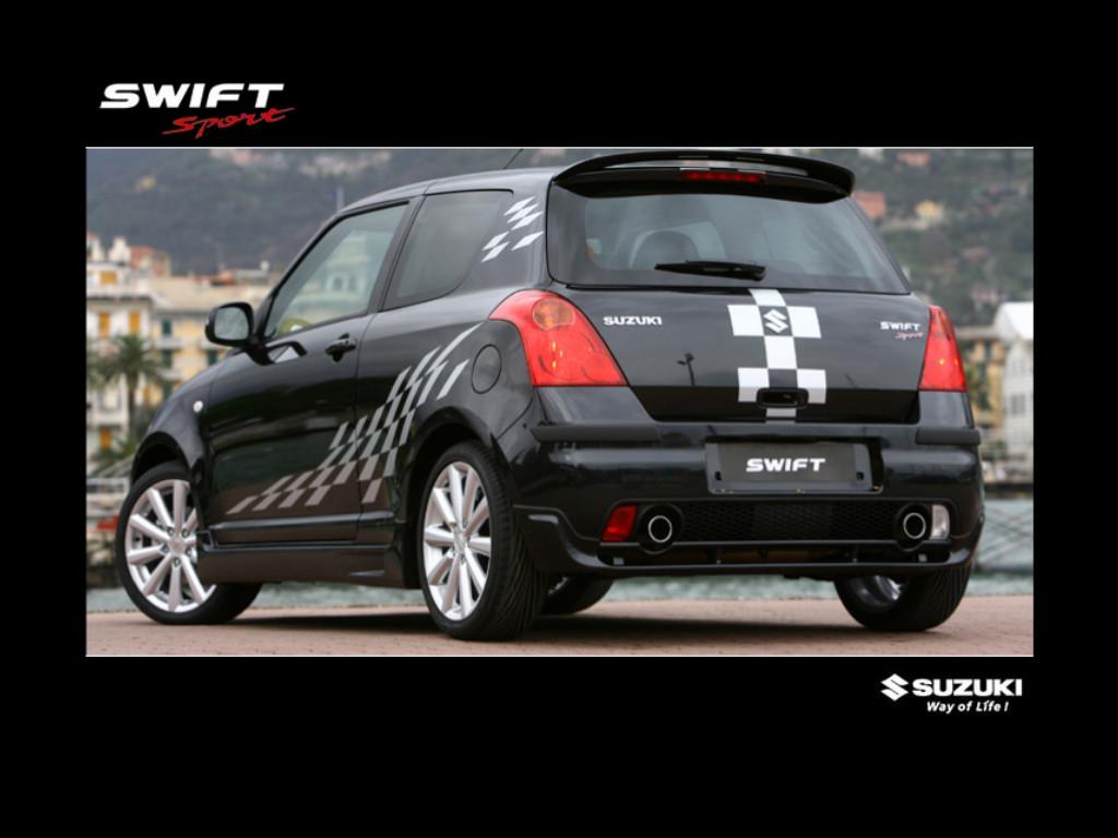 Suzuki Swift sport by ~waste84