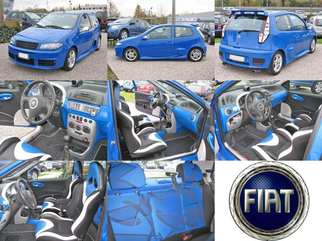 Fiat Punto 16v tuning by