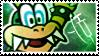 Iggy Koopa Stamp by WebbiSnekki