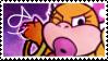 Wendy Koopa Stamp