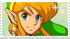 LttP Link Stamp by WebbiSnekki
