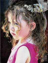 GIRL 2 by carmenharada