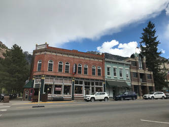 Ouray Building