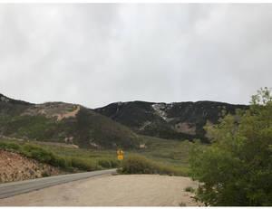 La Sal Mountains III