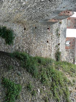 Castle walls 2 by eugeal-stock