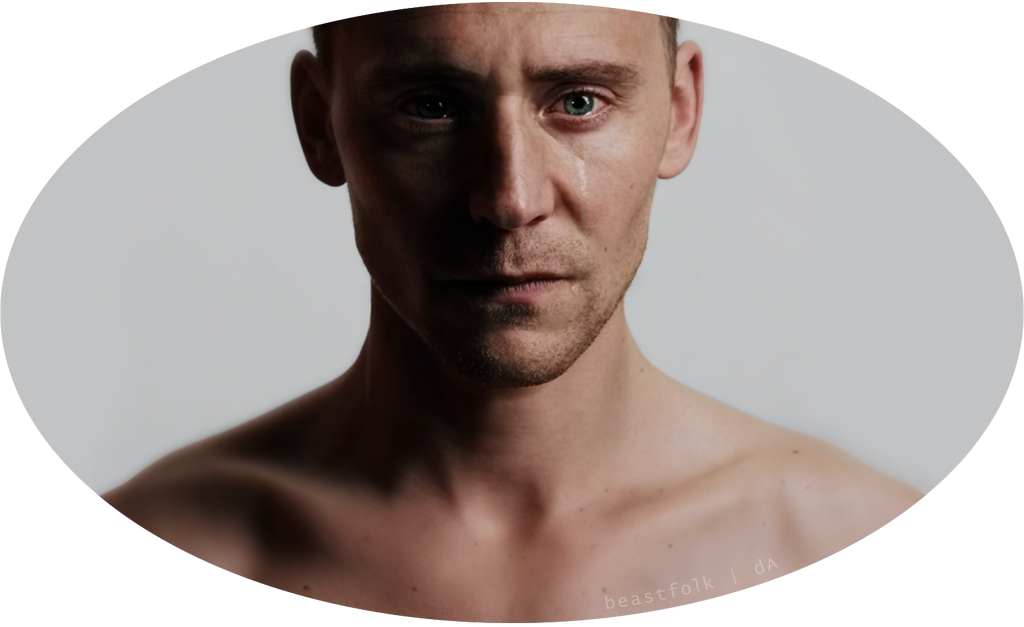 digital art | Tom Hiddleston by beastfolk