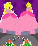 Twice the Princesses, Double the Giantesses