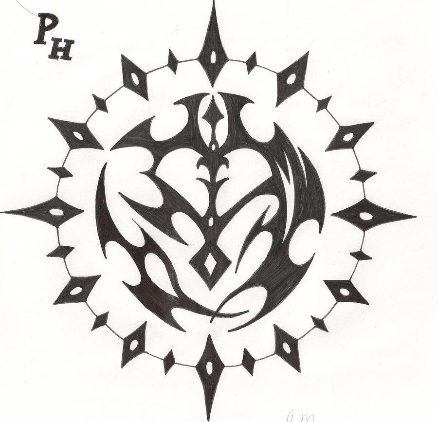 pandora hearts symbol by kibawolf310 on deviantart