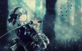 Anime by lonewolfdma