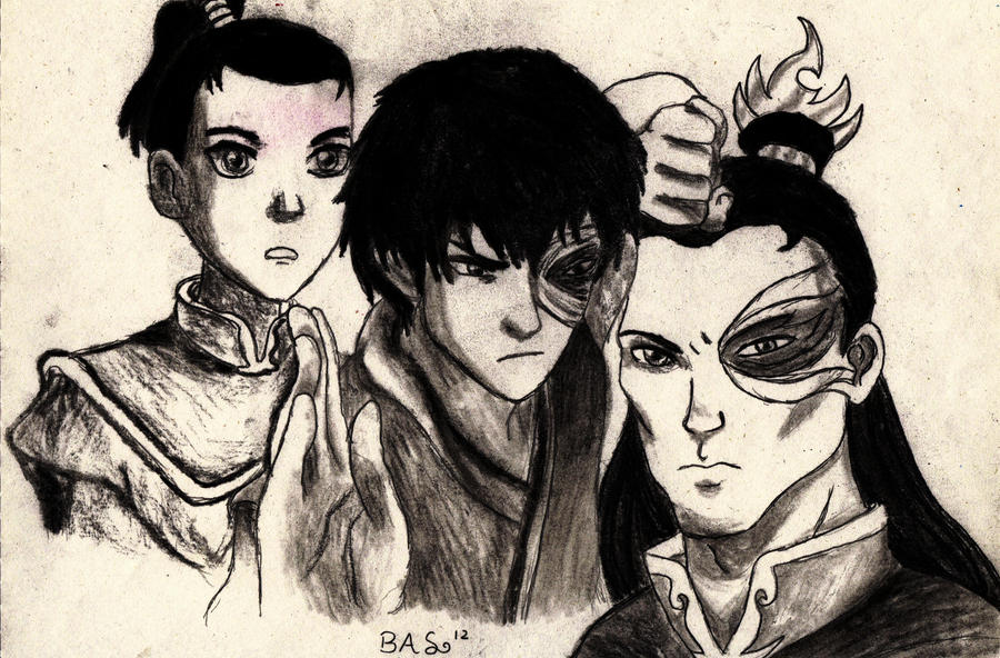 The Cycle: Zuko by XTaeKwonDoDoX