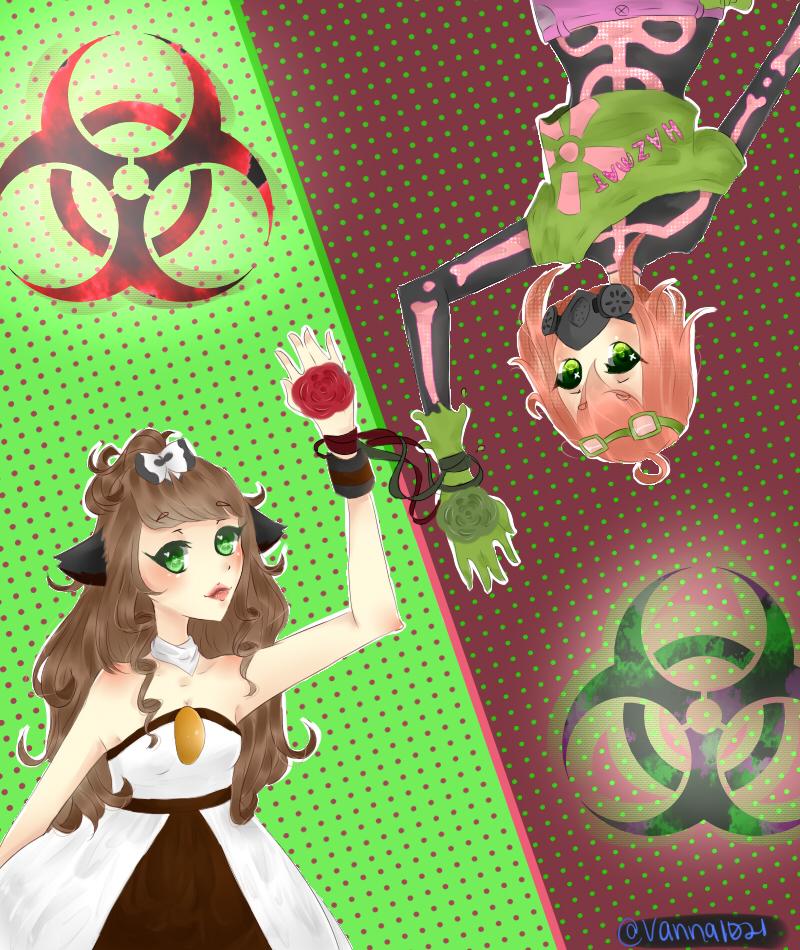 CE : Toxic+bea by vanna1021