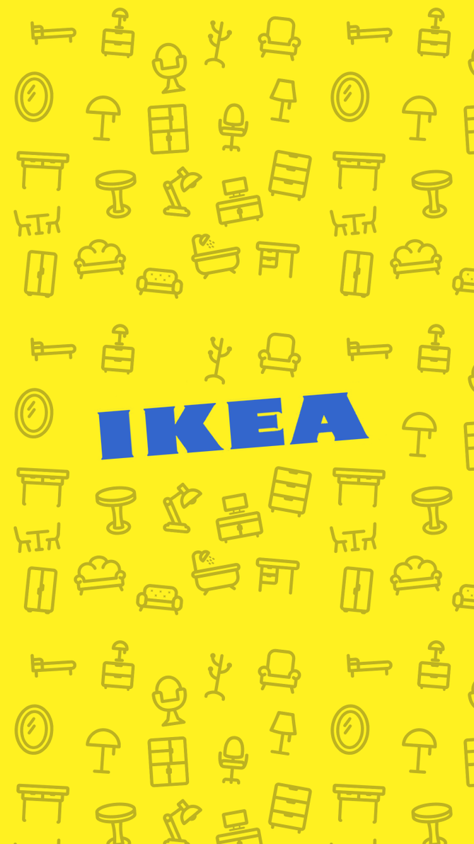 Ikea Wallpaper For Iphone 6 By Bguld