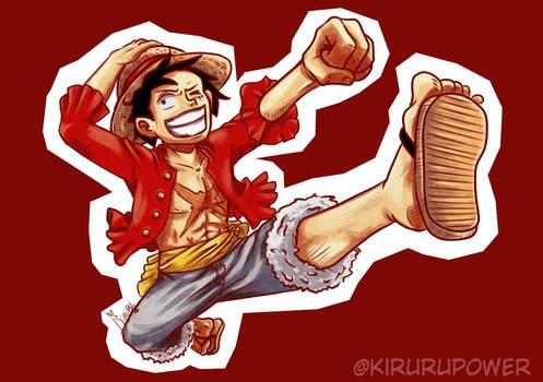 Luffy_Timeskip