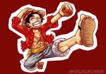 Luffy_Timeskip by kirurupower
