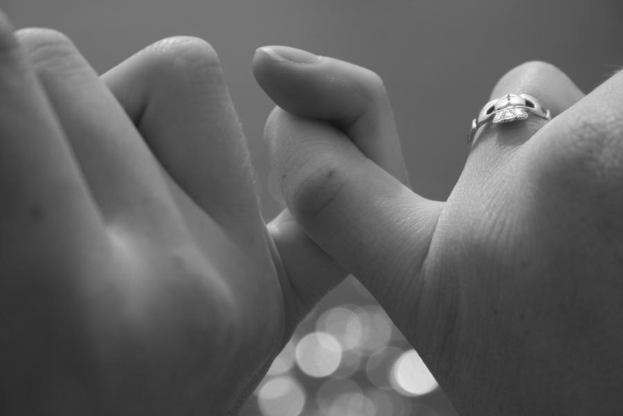 Pinky Swear By PicturesAndWords514