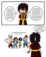 Avatar - Zuko joins teh group? by chibichibi-chan