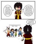 Avatar - Zuko joins teh group?