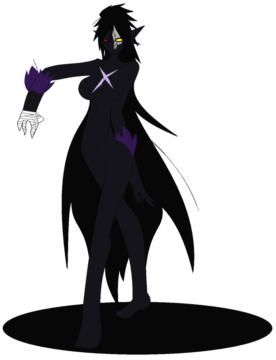 Random shadow creature by Kai-Chronaius on deviantART  Random shadow c...