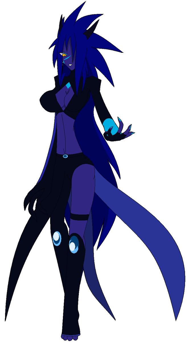 Aika, the Space Despot by Kai-Chronaius