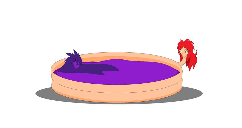 Rubber pool by Kai-Chronaius
