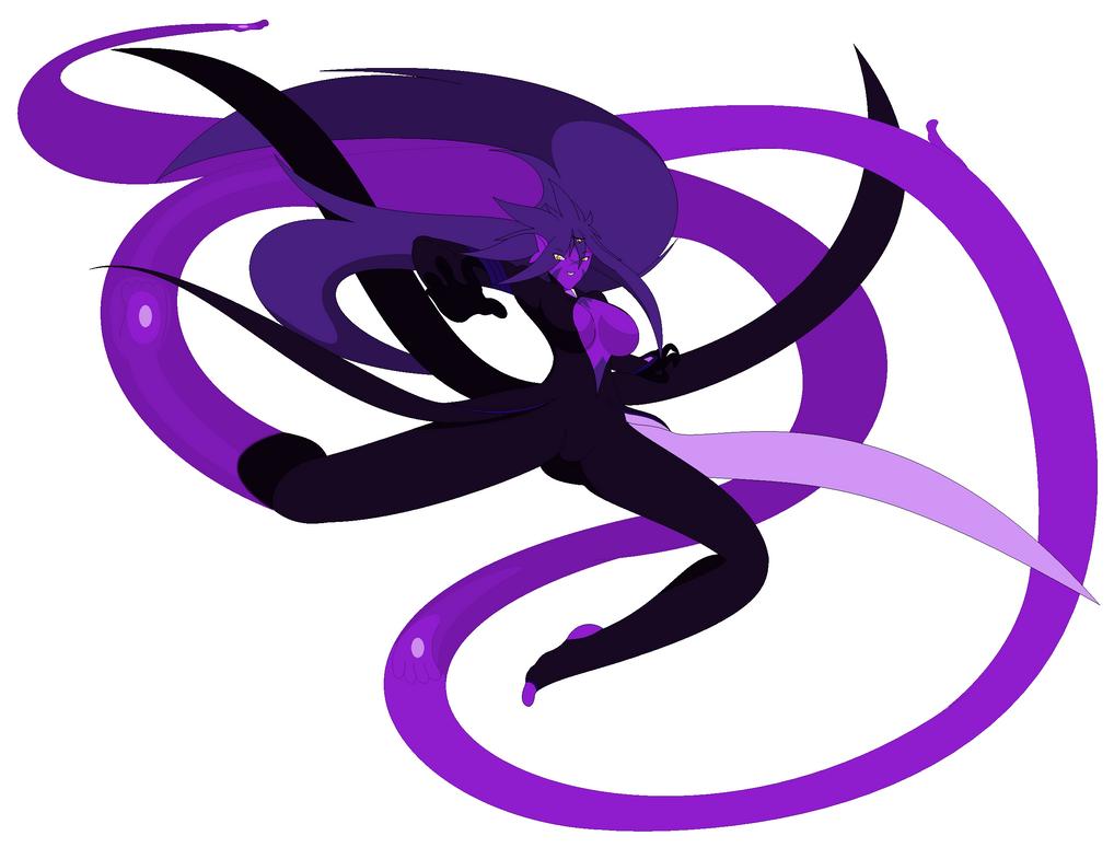 Kia's Spiral Leg by Kai-Chronaius