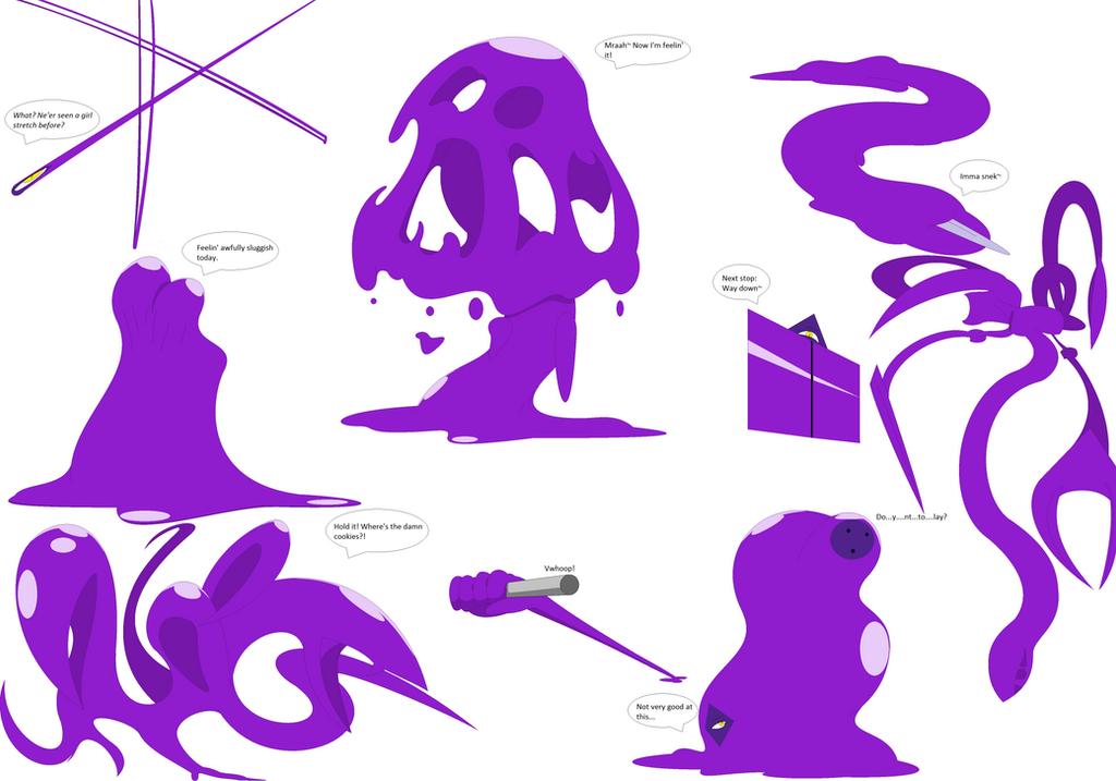 Kia's Morphology by Kai-Chronaius