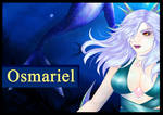 SpeedDraw #05 Osmariel The mermaid [Paint tool sai