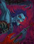 Darkstalkers: Lord Raptor