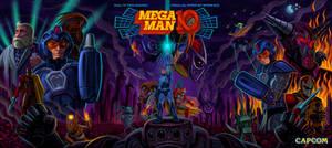 Mega Man 10 with BASS