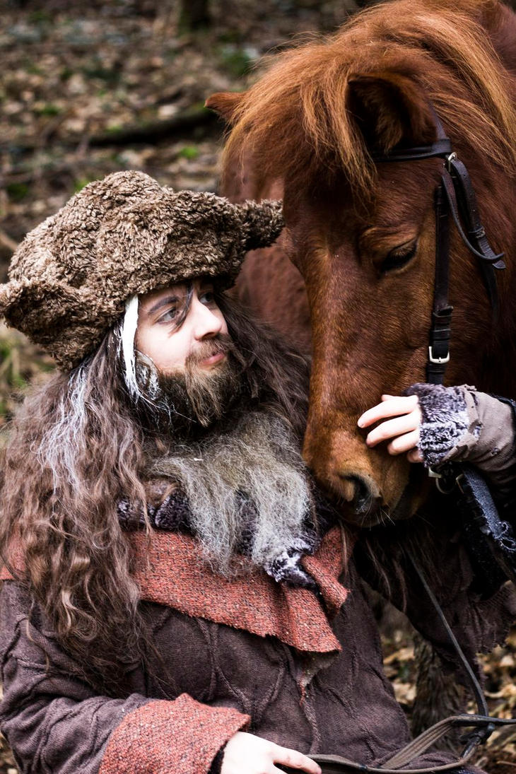 Radagast the brown by ChronaCosplay