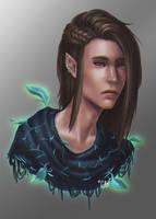 Elf Boy by MintyDinosaur