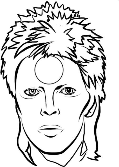 Ziggy Stardust by Copepod on DeviantArt