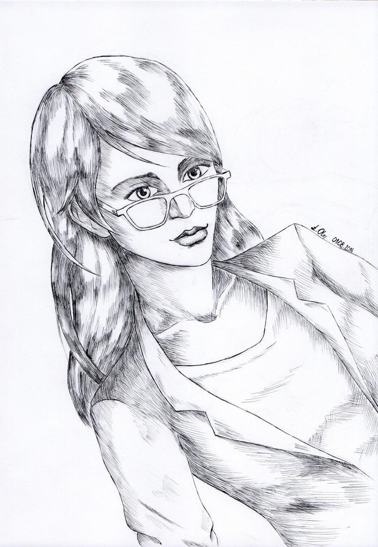 Liz Go - Contest Entry by Oleyan