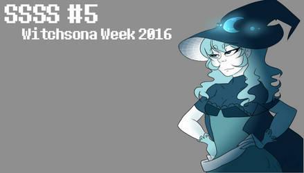 [ SPEED PAINT #5 ] Witchsona by NeonAquarius