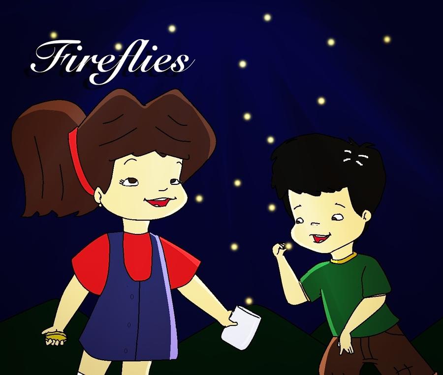 Dragon Tales: Fireflies By AutumnHoney3000 On DeviantArt
