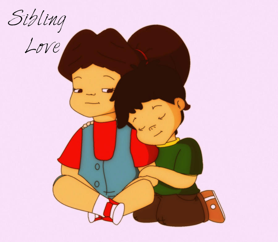 Dragon Tales: Sibling Love By AutumnHoney3000 On DeviantArt