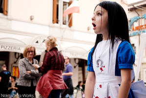 Little Alice's Astonishment