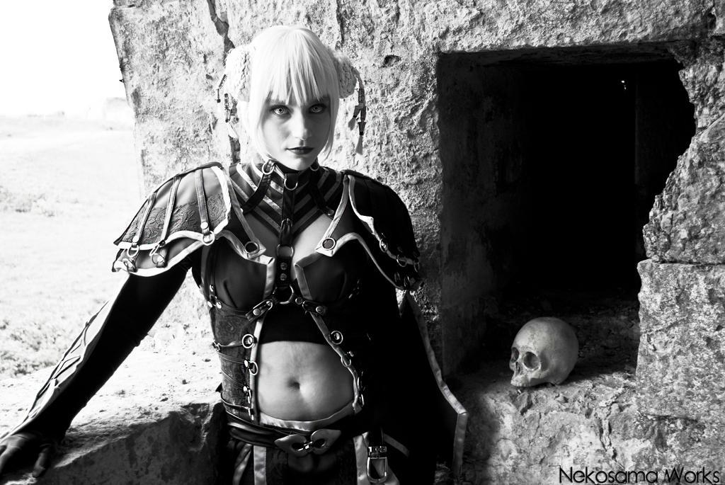 Meet Eve, the Necromancer by NekoSamaWorks