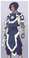Warrior Sokka
