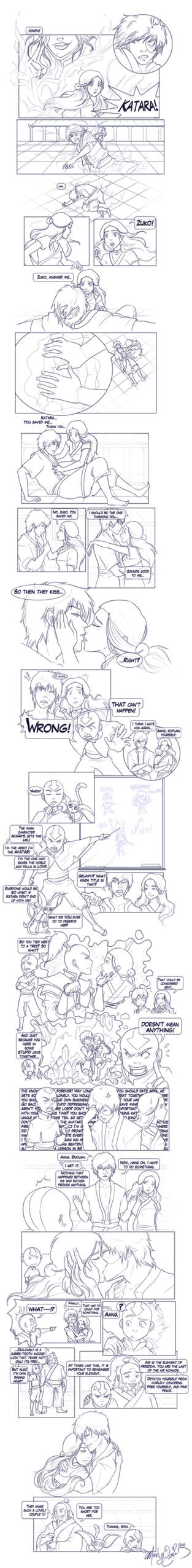 The End - Comic